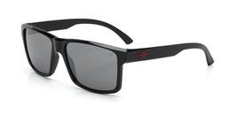 0f55d370d Oculos Sol Mormaii Lagos M0074a0209 Preto Brilho Cinza Flash