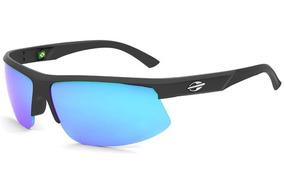 907a1841a Óculos De Sol Vulcanus Azul Fosco Mormaii - Óculos De Sol no Mercado ...