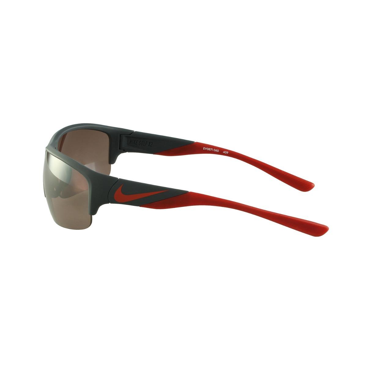 Óculos De Sol Nike Esportivo Cinza 269287411060 - R  675,00 em ... 2c70488745