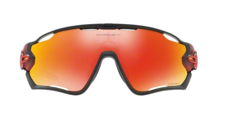 9a214b30e2c9f Oculos Sol Oakley Jawbreaker 9290 23 Vermelha Espelhad Prizm - R ...