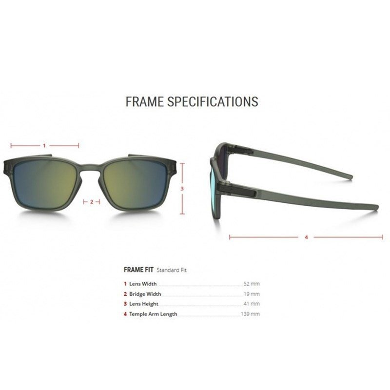 c42994dfd0050 ... latch squared matte olive ink-emerald i. Carregando zoom... óculos sol  oakley. Carregando zoom.
