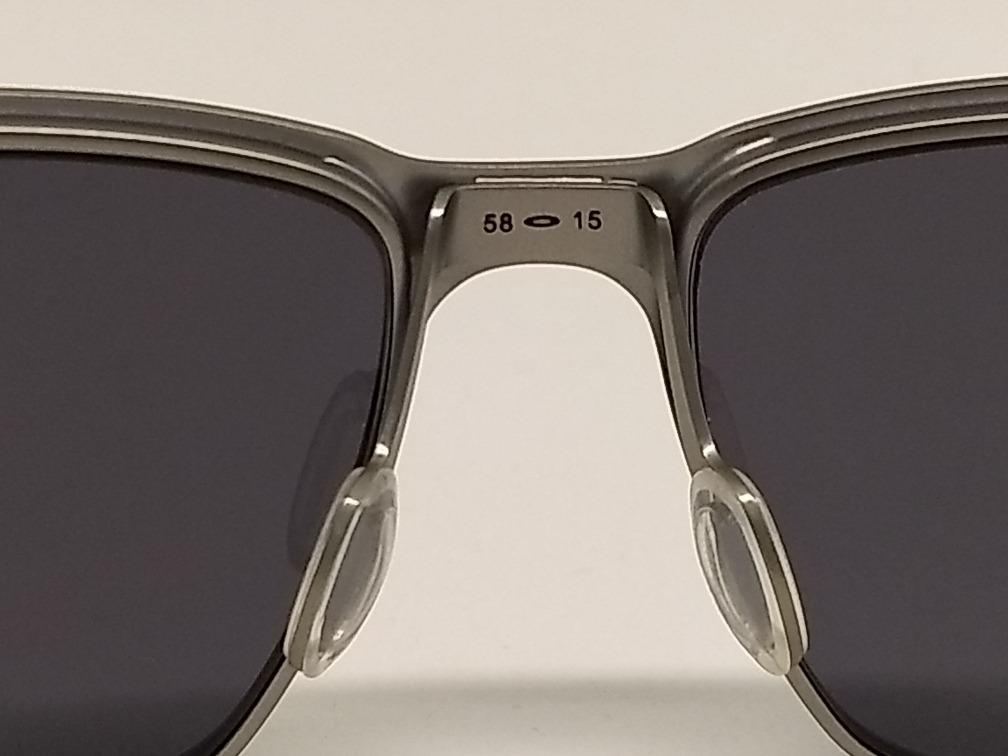 7edf7e0f3039a Oculos De Sol Oakley Tincan Iridium 4082 03 Preto + Brinde - R  699 ...