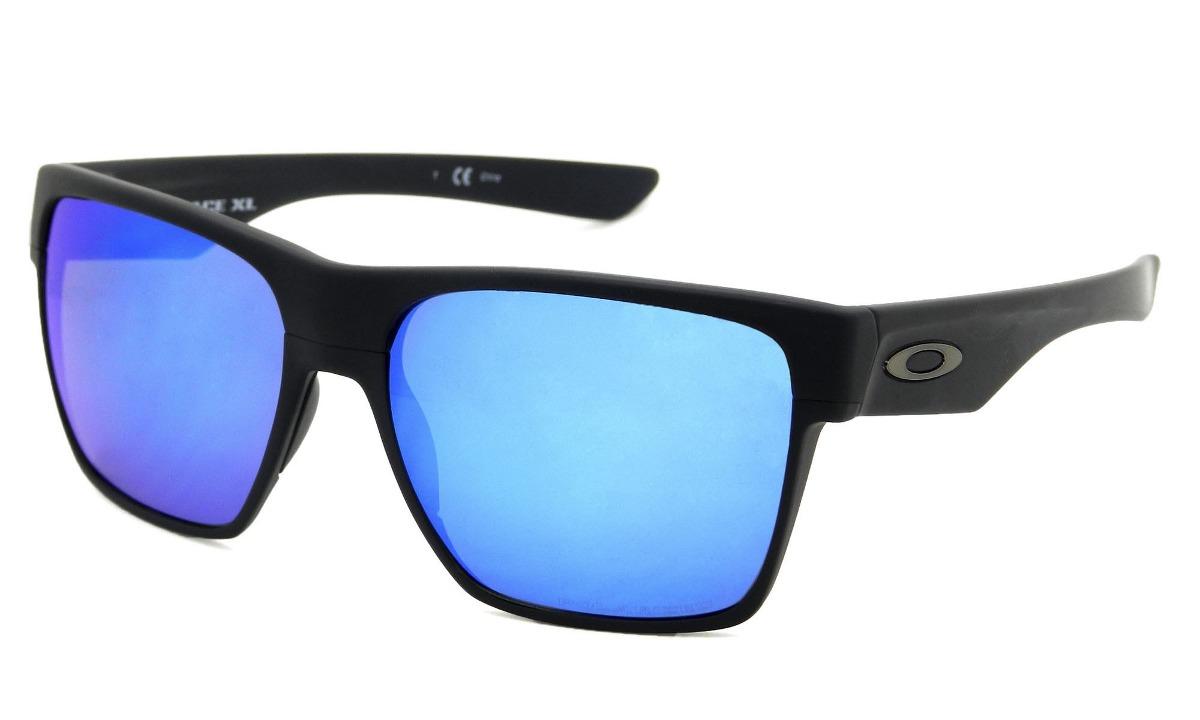 de5e68ef858b8 Óculos De Sol Oakley Twoface Xl Oo9350-05 Polarizado - R  659