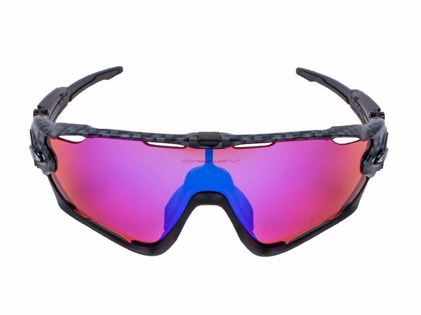 2f0b2d8b5bcce Oculos De Sol Oakley Jawbreaker Carbon Fiber - R  720,00 em Mercado ...