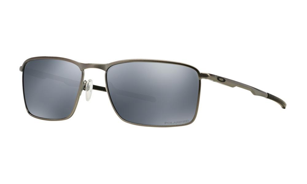 26ce6422a3135 Óculos De Sol Titanio Oakley Conductor 6 Prizm Polarizado - R  699 ...