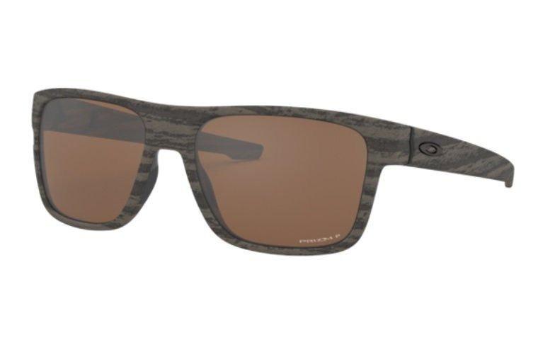 93237d4d6bbf7 Oculos Sol Oakley Crossrange Oo9361 2757 Prizm Polarizado - R  569 ...