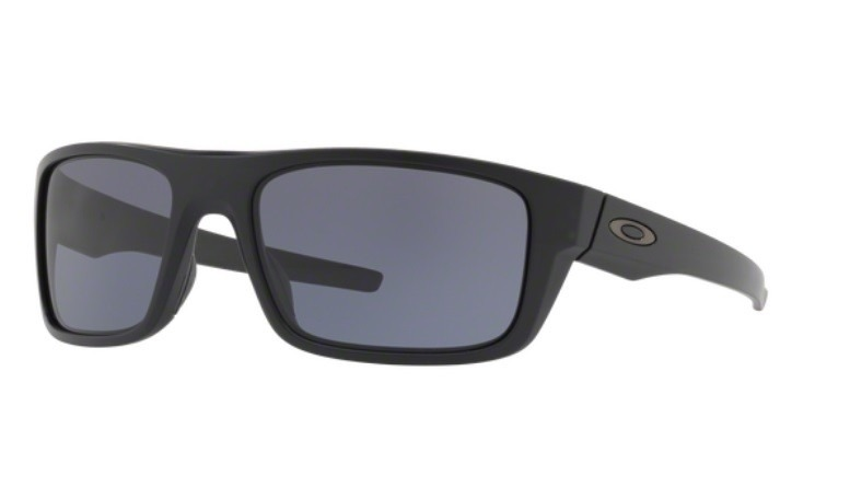 3949c1fae Oculos Sol Oakley Drop Point 9367 0160 Matte Black Lt Grey - R$ 439 ...