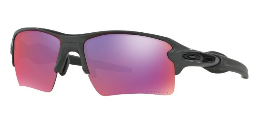 5e681aa02a011 oculos sol oakley flak 2.0 xl 9188 49 lente prizm road. Carregando zoom.