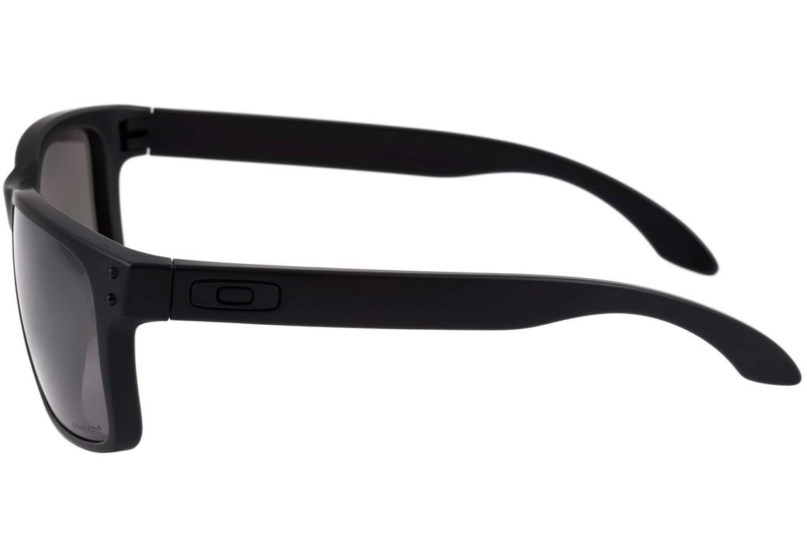 de0ea415b Oakley Holbrook - Óculos De Sol Matte Black/ Prizm Daily - R$ 629,00 ...