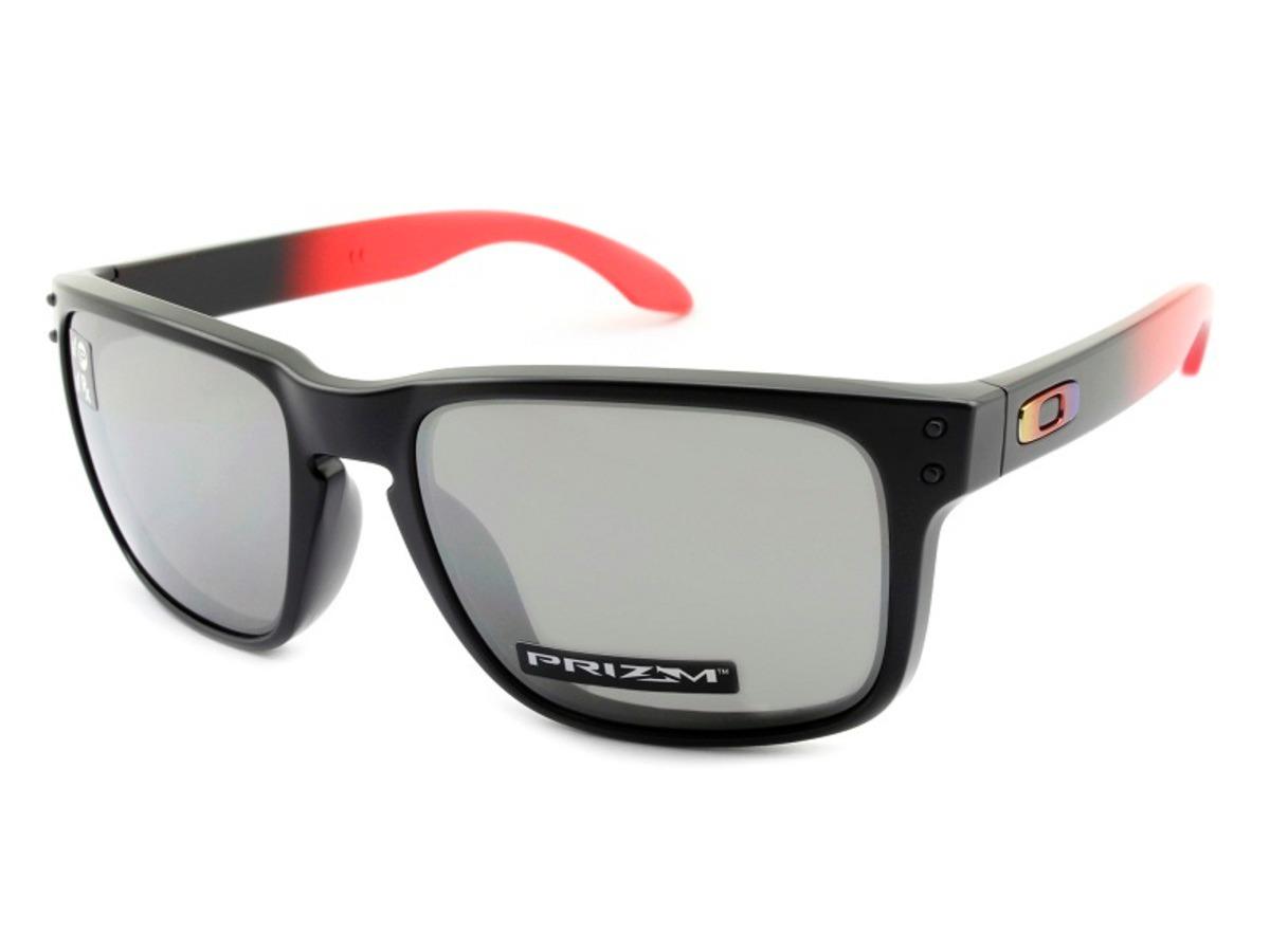 3ad1d75520c8f Óculos De Sol Oakley Holbrook Oo9102-d355 Polarizado - R  427,00 em ...