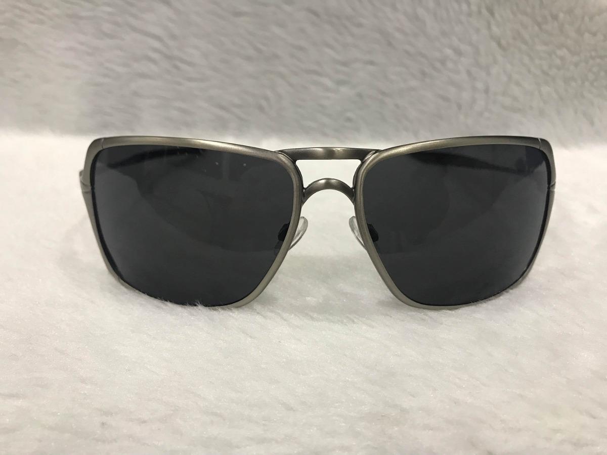 Óculos De Sol Oakley Inmate Masculino Polarizado Metal - R  120,00 ... 8a80532a48