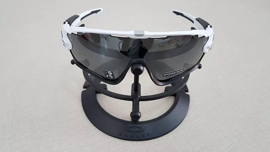 3912928e44 oculos sol oakley jawbreaker 9290 29 preta espelhada prizm. Carregando zoom.