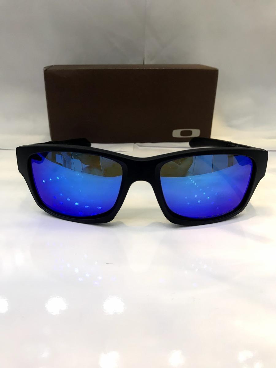 4202027ee50df óculos sol oakley jupiter masculino azul lentes polarizadas. Carregando  zoom.