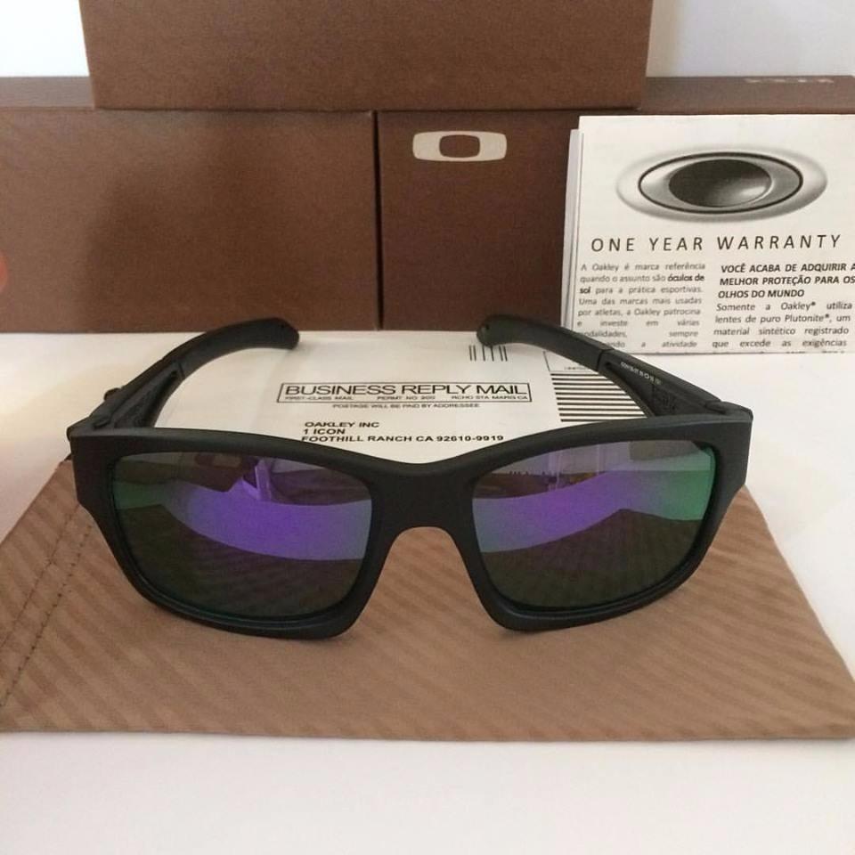 8c38474a9a5c6 Carregando zoom... oakley jupiter squared óculos sol · óculos de sol oakley  jupiter squared matte violeta · óculos sol oakley jupiter squared