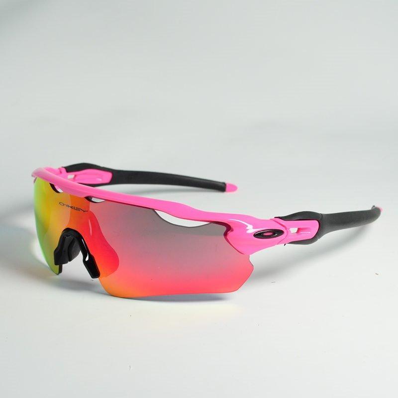 Óculos Sol Oakley Radar Ev Polarizado 5 Lentes Bike Corrida - R  198 ... 52c00ff8b7
