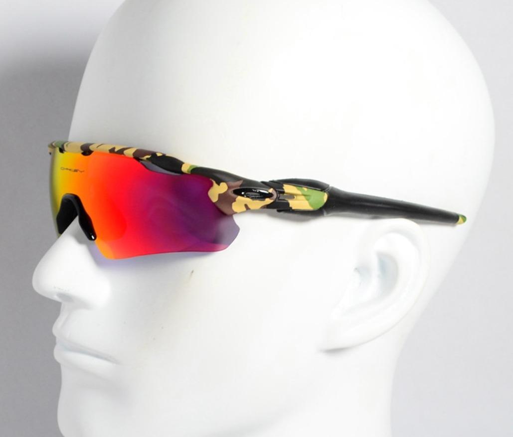 b0de543f8 óculos sol oakley radar ev polarizado 5 lentes bike corrida. Carregando zoom .