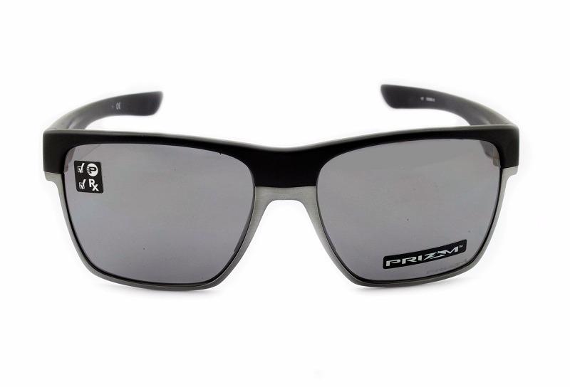 6c5a47aaf5bf9 Óculos De Sol Oakley Two Face Xl Matte Black Polarizado 9350 - R ...