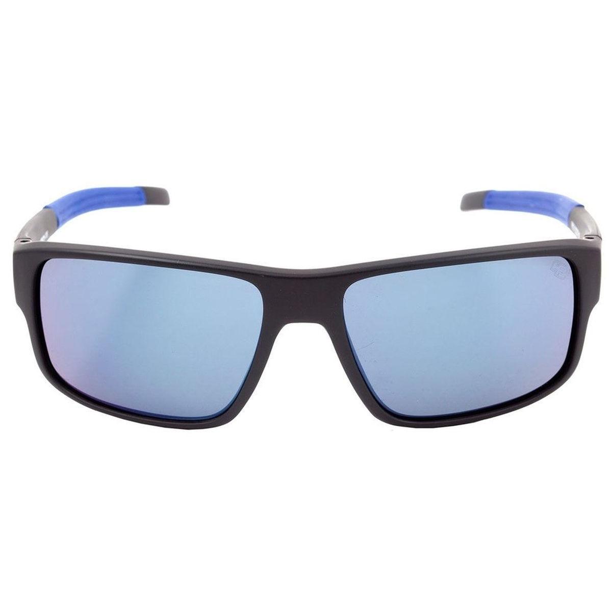 a4912ec9b5395 Oculos Sol Original Quadrado Hb Epic Preto Fosco Azul - R  232,00 em ...