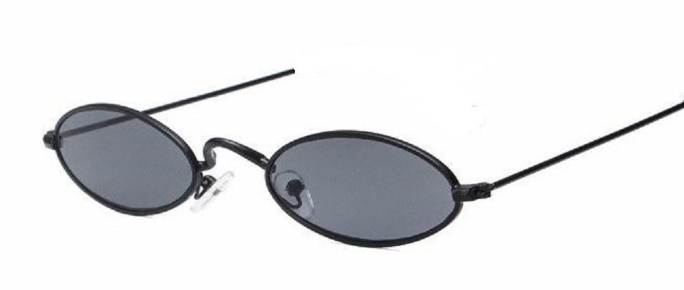 678a0f002 Óculos Sol Pequeno Oval Retrô Vintage Proteção Uv400 Colorid - R$ 39 ...