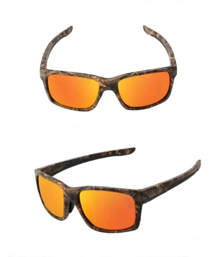 óculos sol pesca polarizado espelhado tipo oakley holbrook. Carregando zoom. d29ab5e566