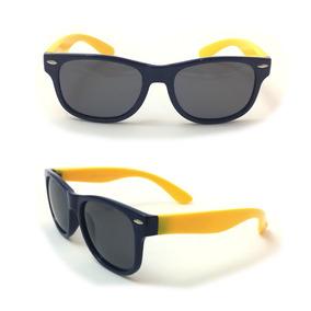 e0d5d4372 Oculos De Sol Infantil Amarelo Criancas Acessorios - Óculos no ...