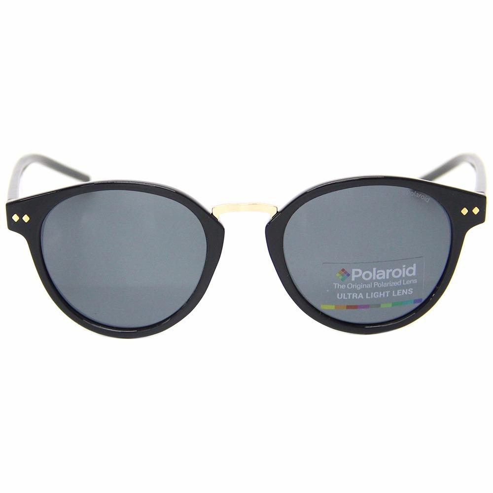 db3b8246a8df2 Óculos De Sol Polaroid 1022 Redondo Feminino - R  192