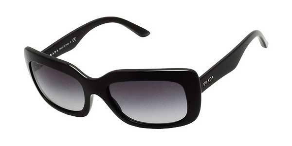 d65be0a1670da Óculos De Sol Prada - Original - Modelo Black Grey - R  429