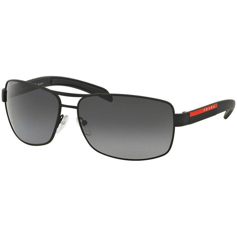 210afcf749108 Óculos De Sol Prada Masculino Sps54l Dg0-5w1 - R  769