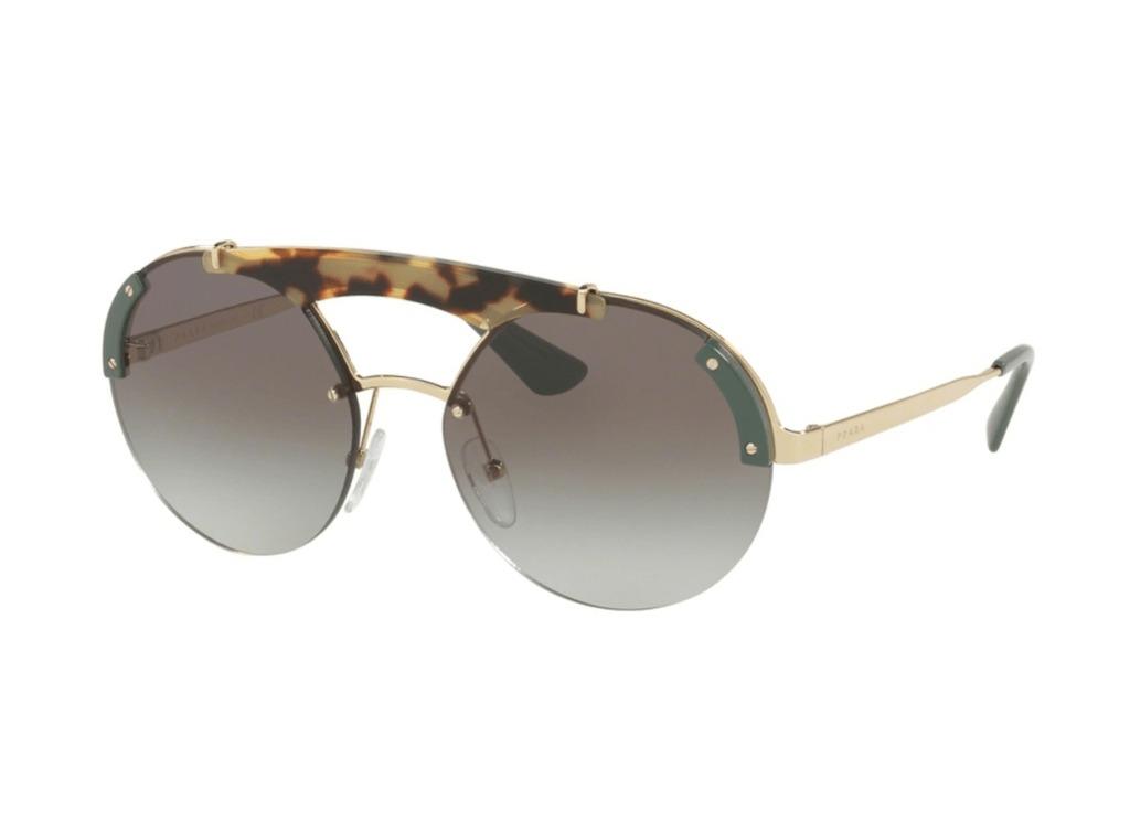 9711615ba1715 Óculos De Sol Prada Pr52us 0a7 - R  1.197,00 em Mercado Livre