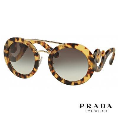 38a349b34e86b Óculos De Sol Prada Pr 13ss 7s00a7 - R  848,00 em Mercado Livre