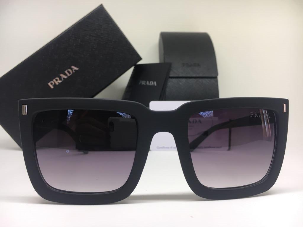 Oculos De Sol Feminino Prada Original Quadrado Frete Gratis - R  379,00 em  Mercado Livre cc534b7a2e