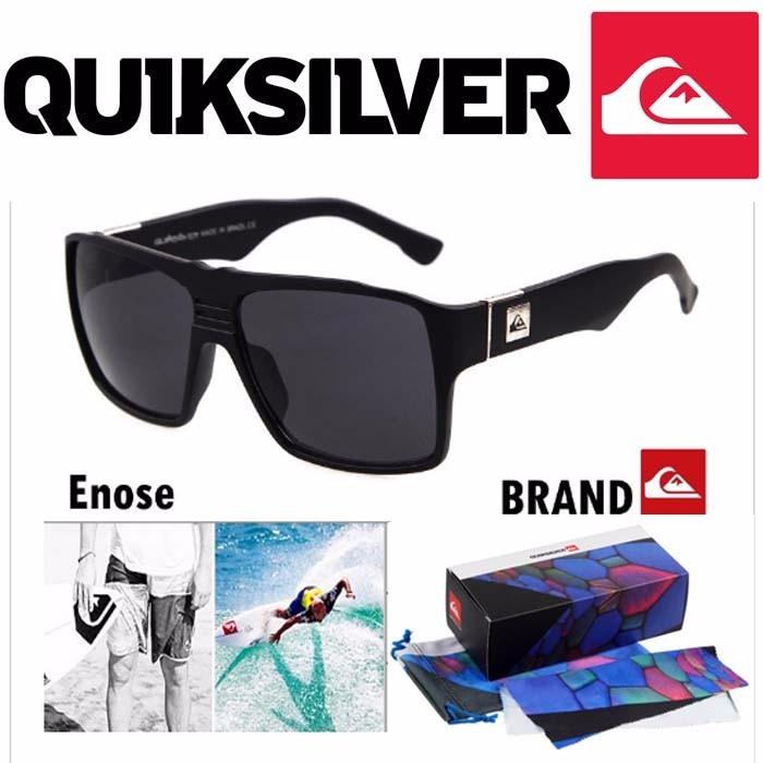 Óculos De Sol Quiksilver Enose Várias Cores Na Caixa Complet - R  69 ... d01a3b67ca