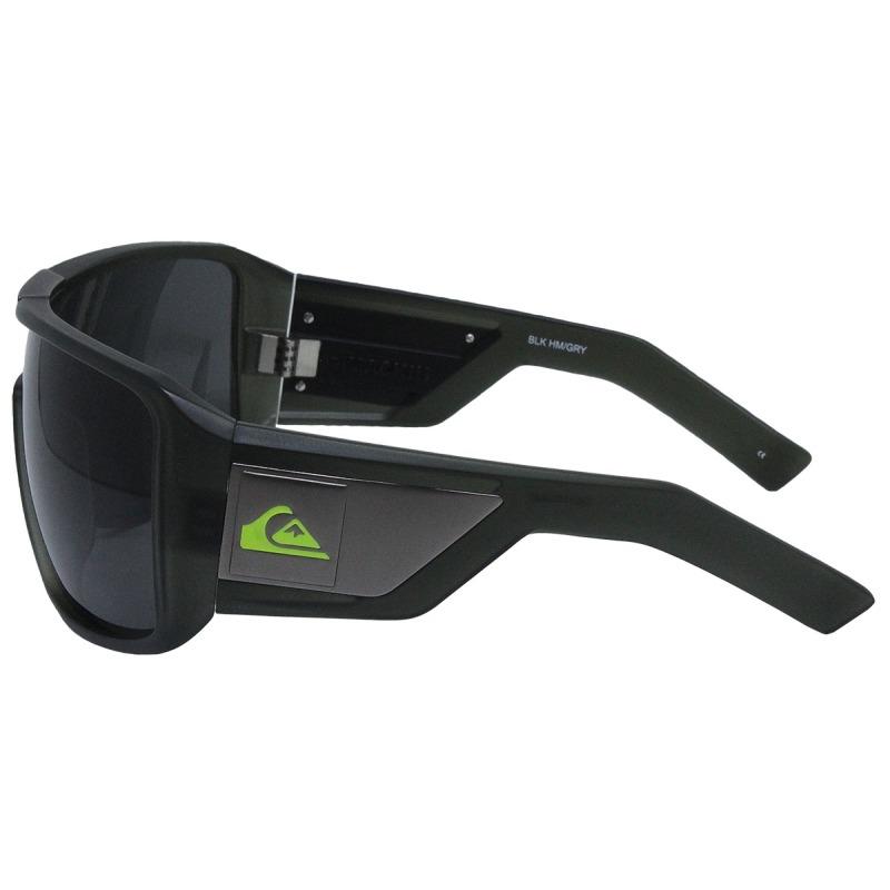 Óculos De Sol Quiksilver Mackin Black Grey - R  189,00 em Mercado Livre 3fd47ffa5e