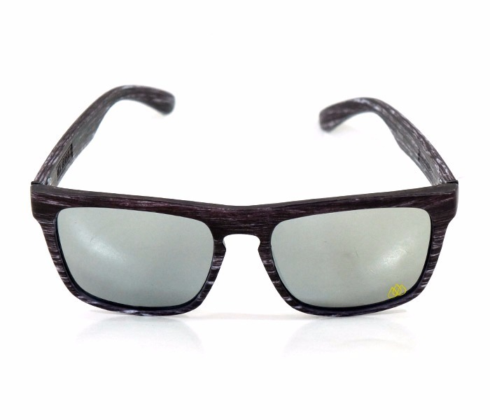 5085c9e388251 Óculos De Sol Quiksilver Rajado Marrom - R  69,90 em Mercado Livre
