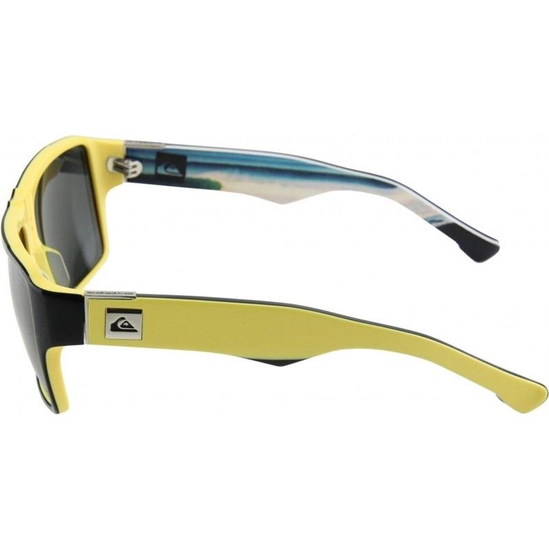668baae472246 Óculos De Sol Quiksilver Enose Black Fyel Grey - Surf Alive - R  400 ...