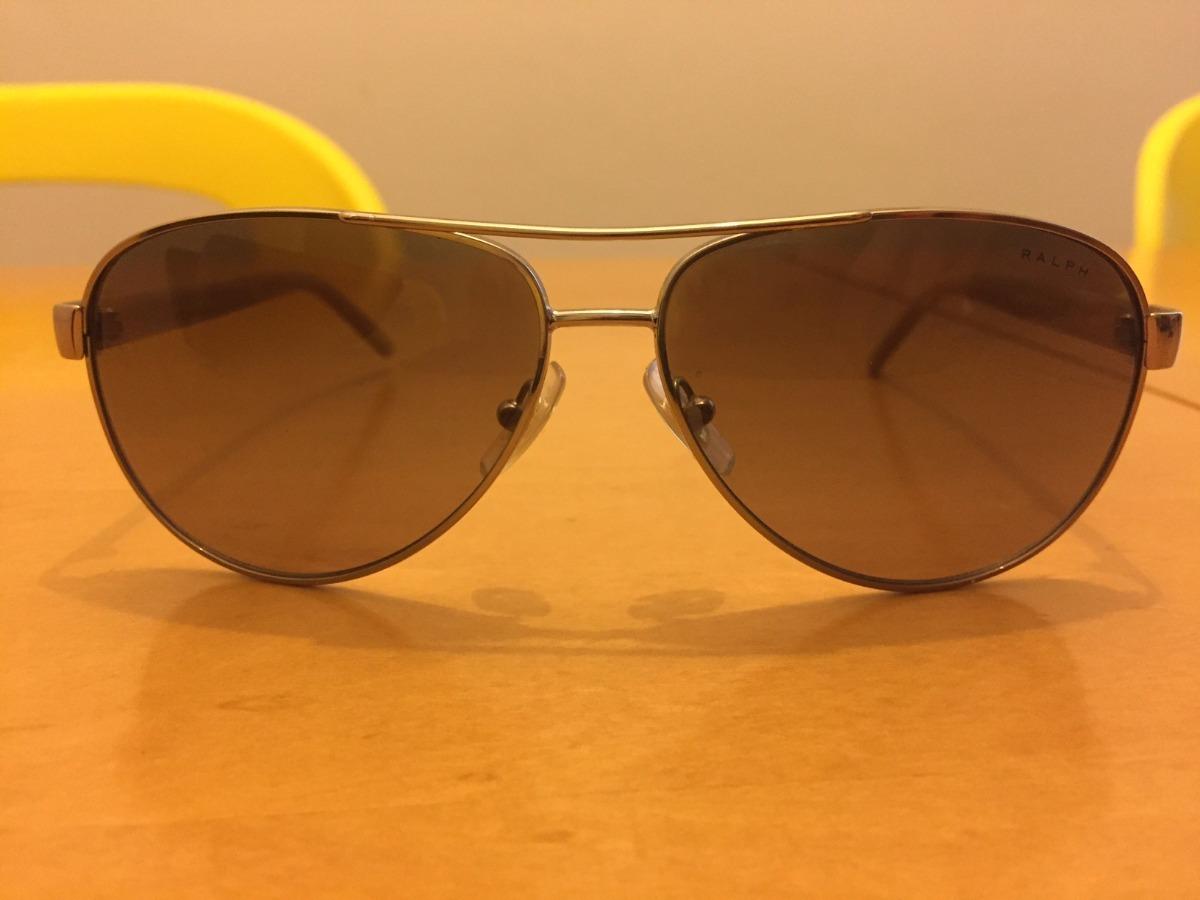 Óculos De Sol Ralph By Ralph Lauren Ra4004 101 13 - R  220,00 em ... b1f995dc5e