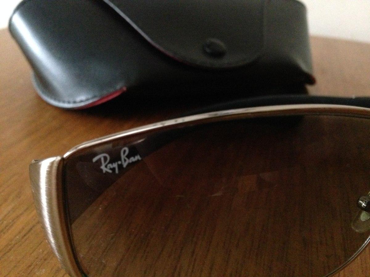 ee709d1e064cc ... rb3268 original antigo usado riscos. Carregando zoom... óculos sol ray- ban. Carregando zoom.
