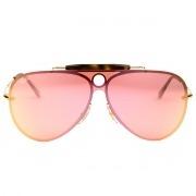 c547a0a7165b3 óculos sol ray ban · ray ban blaze shooter rb3581-n 001 e4 32 - óculos de  sol