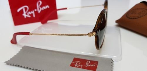 Óculos Sol Ray-ban Rb2447 Scuderia Ferrari Lente Cinza. - R  320,00 ... 948f326b0a