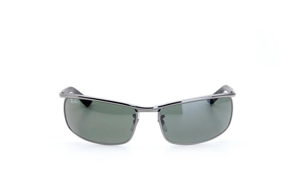 6121da29aaab7 ... lente policarbonato cinza metálico. Carregando zoom... óculos sol ray  ban. Carregando zoom.