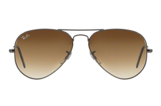 f6fb1658b5af3 Oculos Sol Ray Ban Aviador Rb3025 004 51 58mm Grafite Marrom - R ...