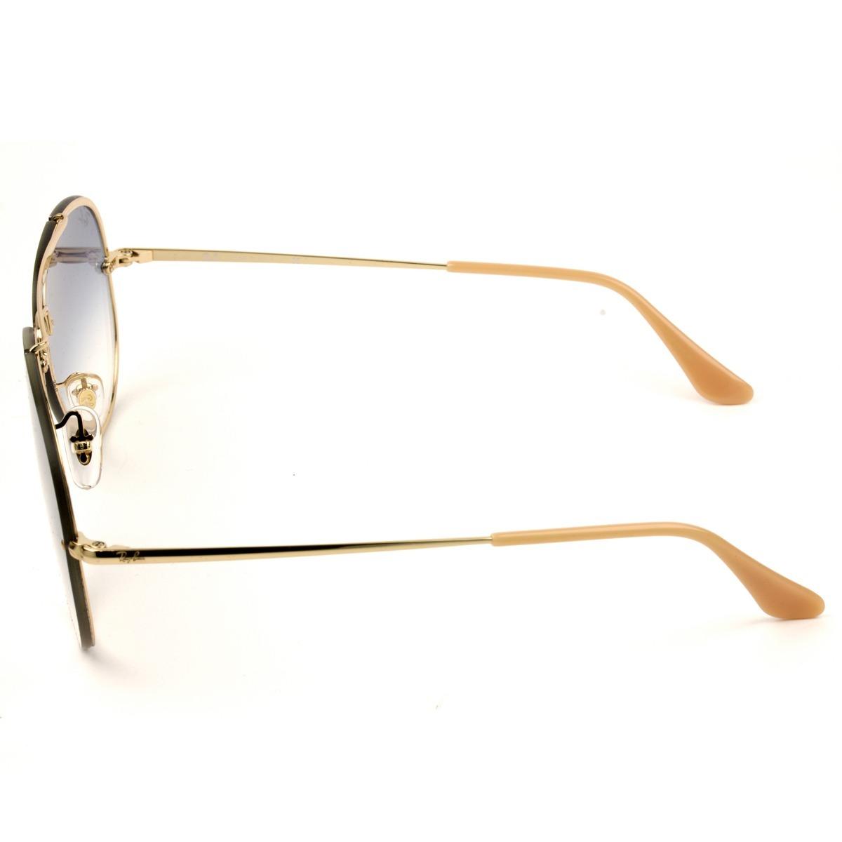 Óculos De Sol Ray Ban Blaze Rb3584-n 001 19 61 - Nota Fiscal - R ... 8a273f1ea2