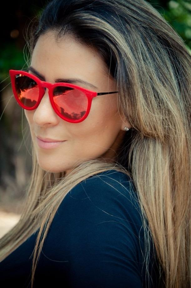 ... feminino erika preto fosco · óculos sol ray ban. Carregando zoom. f3b812b4de
