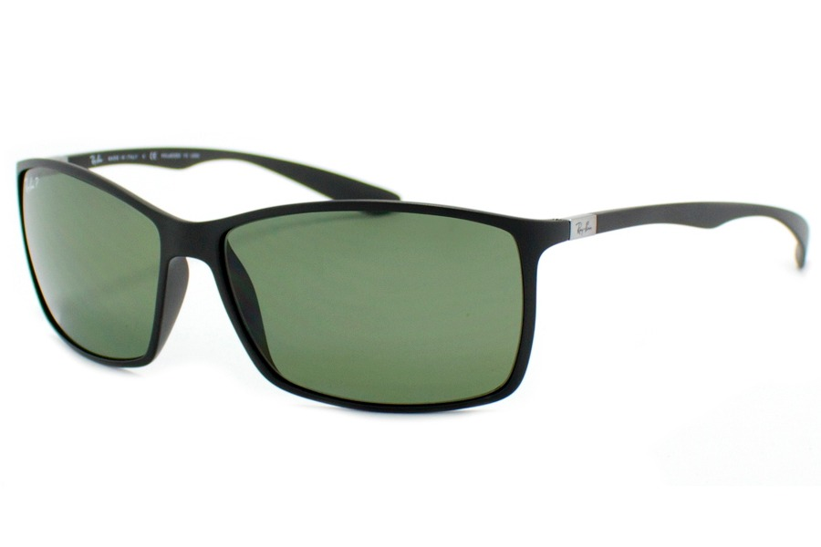 e4e4486d3afa00 Óculos De Sol Ray Ban Liteforce Rb4179 601s9a 62 Preto Fosco - R ...