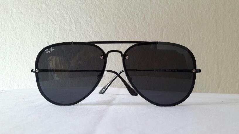 5a8647d6ebb78 óculos de sol ray ban blaze aviador black original. Carregando zoom... óculos  sol ray ban. Carregando zoom.