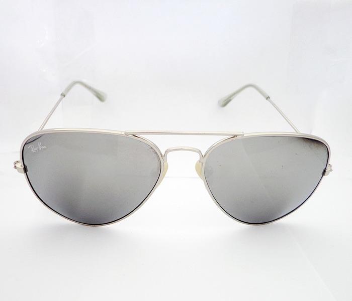 Óculos De Sol Aviador Ray-ban Lente Polarizada - R  120,44 em Mercado Livre 371abb4754