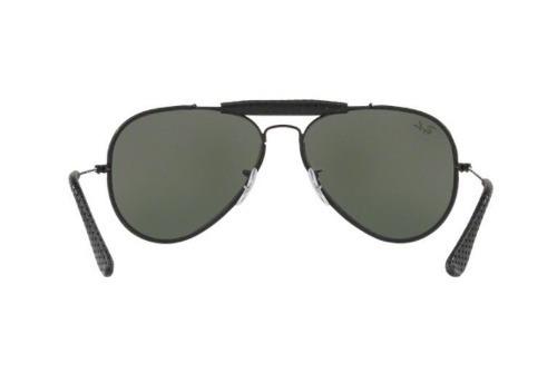 Oculos Sol Ray Ban Aviador Craft Rb3422q 9040 58 Preto Verde - R ... 1353f09ae0