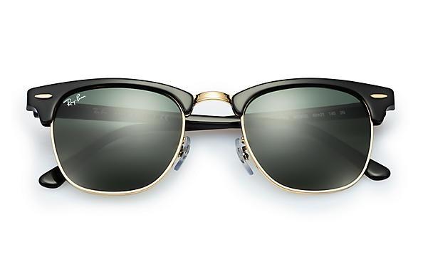 Oculos Sol Ray Ban Aviador + Rb Clubmaster   Compre 1 Leve 2 - R ... e6eff1217a