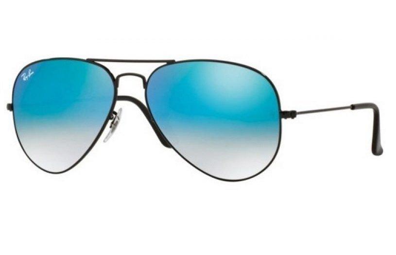 b3d4e2a1eff0d oculos sol ray ban aviador rb3025 002 4o 58mm azul degradê. Carregando zoom.