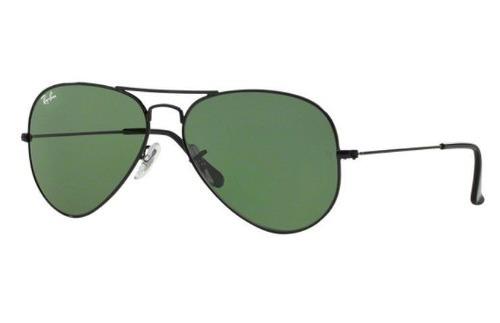 7bd7750d80351 Oculos Sol Ray Ban Aviador Rb3025 L2823 58mm Preto Lt Verde - R  410 ...